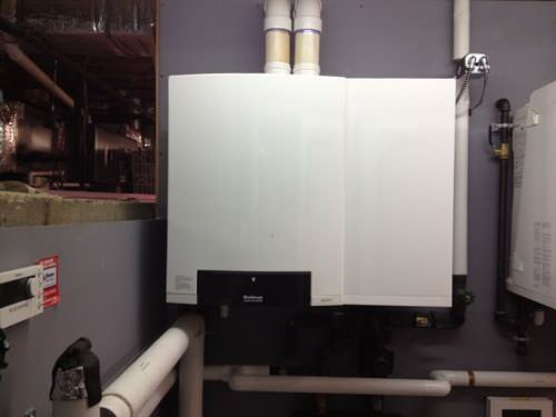 High Efficiency Gas Boiler Installation in Pennsylvania | Gas Boiler ...