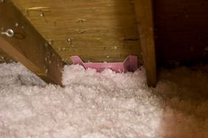 New Attic Insulation installed in Beaver Falls
