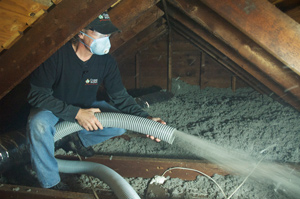 Attic Insulation installed in Cranberry Twp