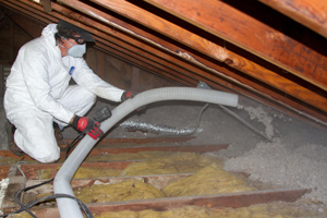 Blown-in Insulation in Cranberry Twp